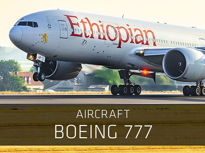 Aircraft –Boeing 777
