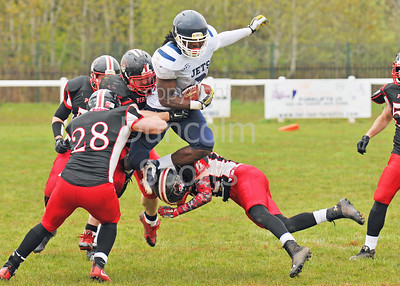 East Kilbride Pirates v Coventry Jets