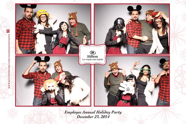 Hilton Annual Holiday Party