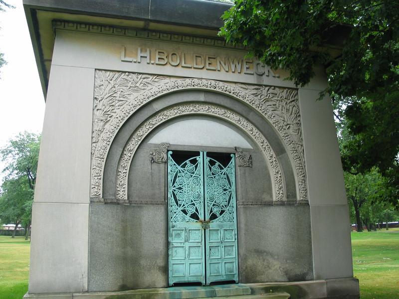L.H. Boldenweck