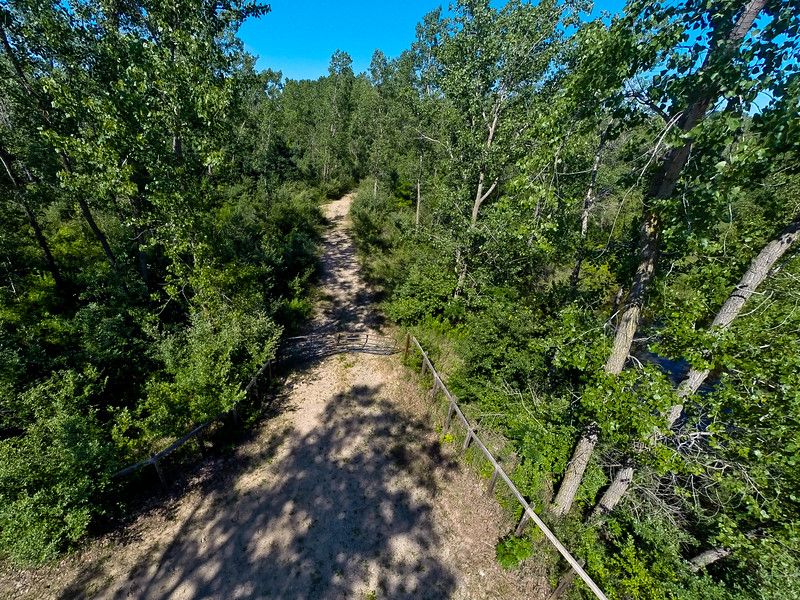 Summer with the Lakes and Forests 7 : Aerial Photography from Project Aerospace