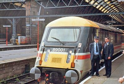 Mainline Railways around the UK (outside Scotland)