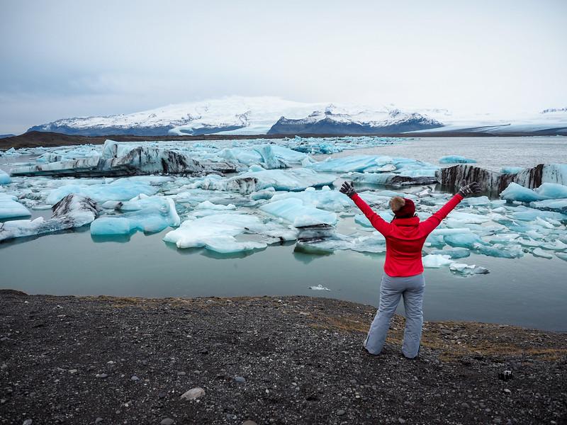 Jokulsarlon in Iceland