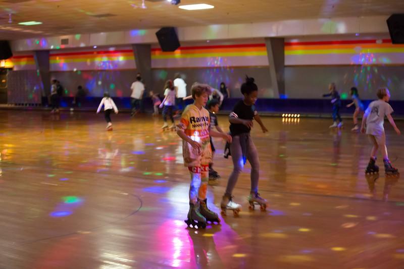 RMPA Family Skate Night