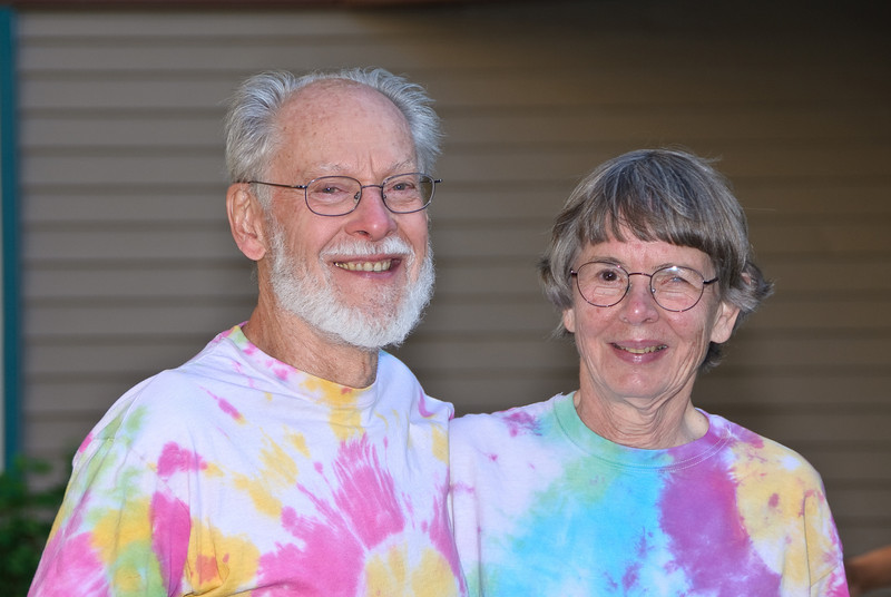 Bill and Judy.