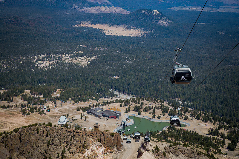August 28 - View from the top (almost) of Mammoth Mountain, Mammoth Lakes, CA.jpg