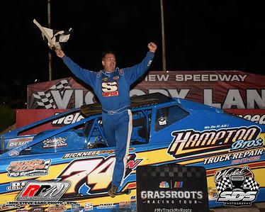 Grandview Speedway - 9/7/19 - Steve Sabo
