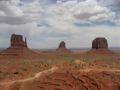 Monument Valley June 2007