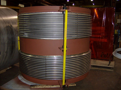 Tied universal expansion joint