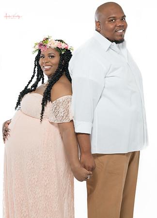 Michella & Cedric Taylor Maternity Shoot