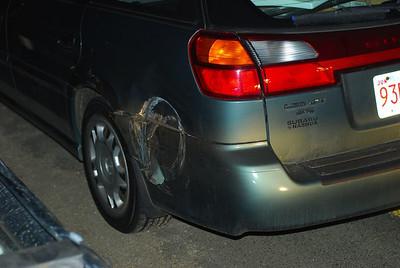 Subaru Crash Photos