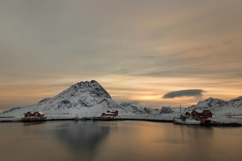 Ramberg Fishing Village