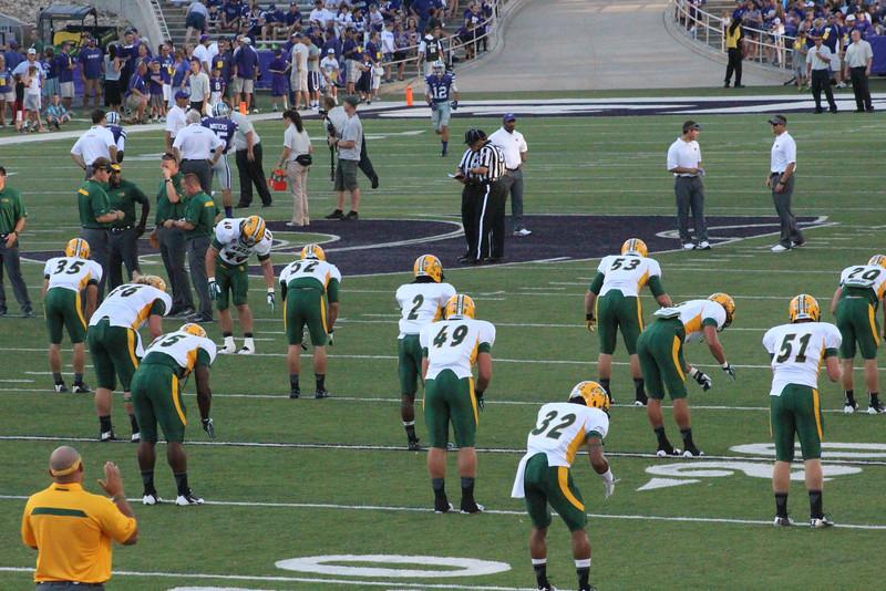 2013 Bison Football - Kansas State 005.JPG