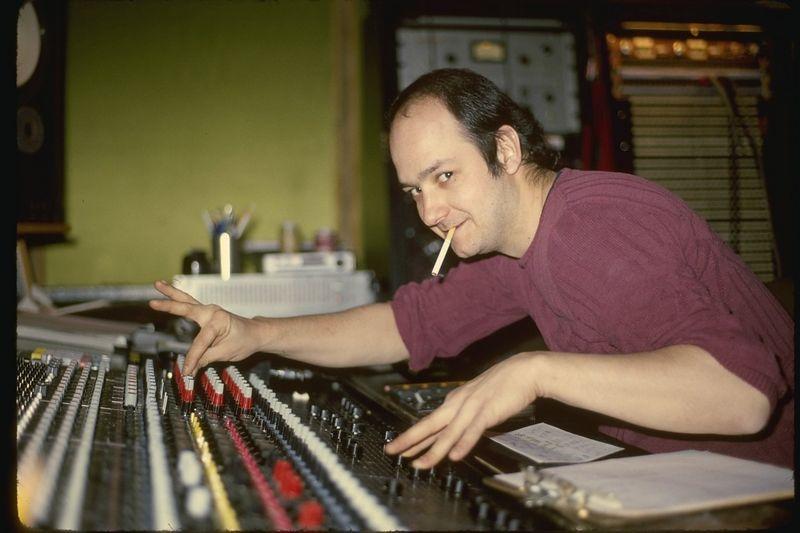 George (control room B, 1978)