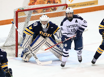 Victor Blue Devils v. Pittsford Panthers (Sect) 2-23-17