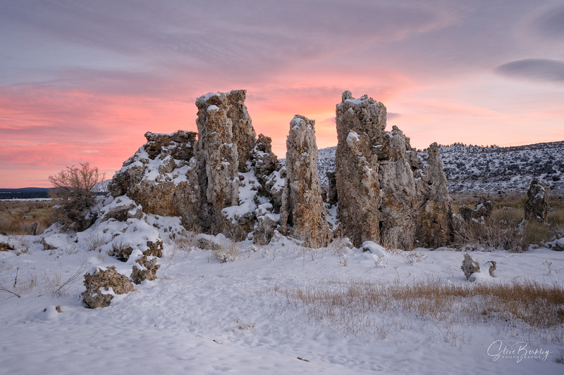 Winter Tufa