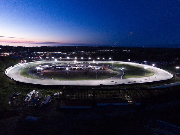 ISMA Super Spectacle at Oswego Speedway