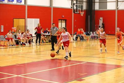 Girls 7th Grade Basketball - 11/8/2017 Grant