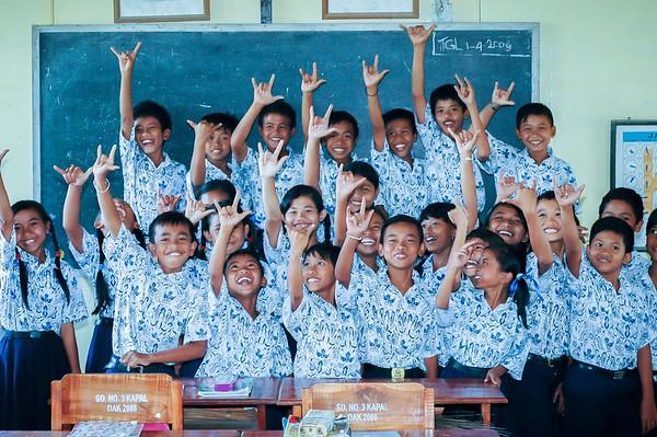Bali Kids - SD N 3 Kapal School