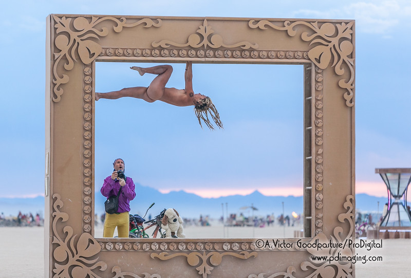 """All kinds of creative photography at """"Got Framed."""""""