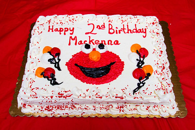 Mackenna Birthday 2013
