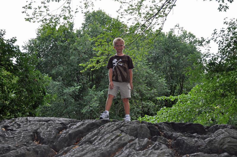 I'm on top of a mountain too Pepa!