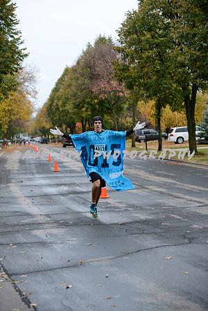 Haunted Hustle Marathon, Half Marathon, & 10k 2012