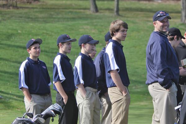Sullivan West vs. Tri-Valley and Fallsburg Boys Golf
