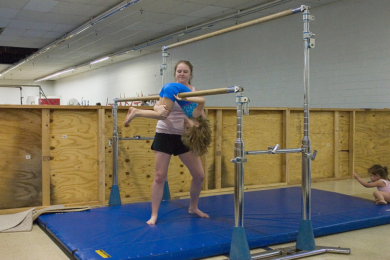 Sarah's Gymnastics