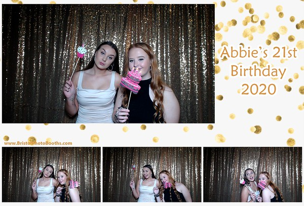 Abbie's 21st Birthday