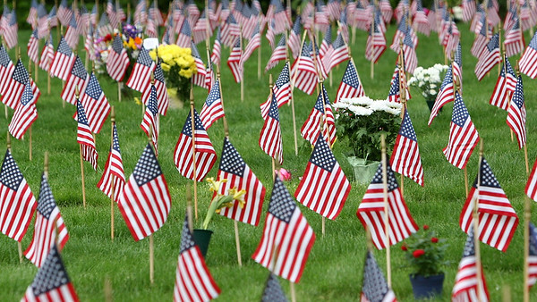 Memorial Day - Tahoma National Cemetery