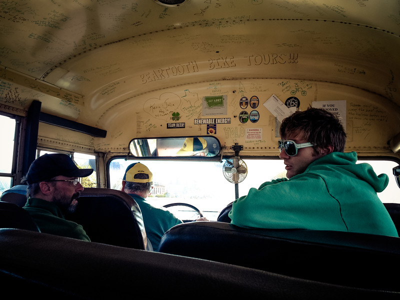 bike beartooth bus interior.jpg