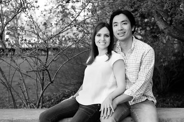 Eran & Yunwei Engagement