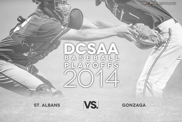 DCSAA Semifinal - St Albans vs Gonzaga