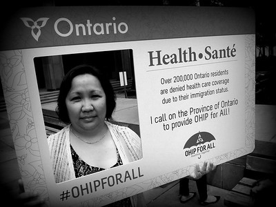 OHIP for All Rally