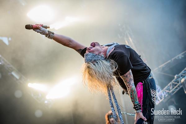Steel Panther - Sweden Rock 2017