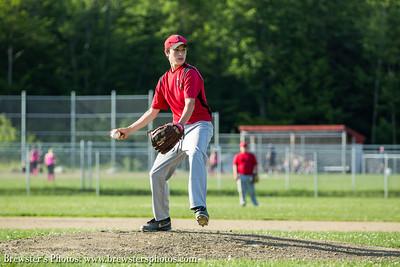 2013 Minot-Hebron v. Buckfield Baseball