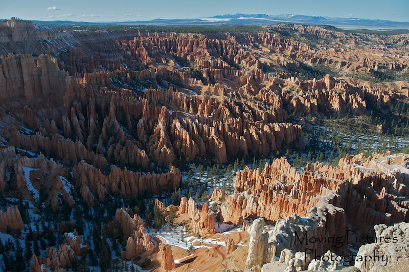 Bryce Canyon National Park - Bryce's Point