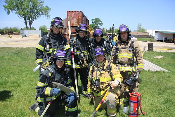 Nipsta Fire Academy Car fires Class 1402