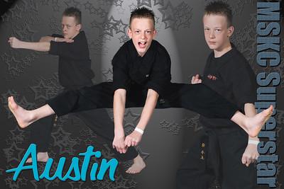 Austin D Poster