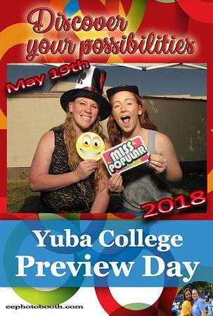 Yuba College Preview Day