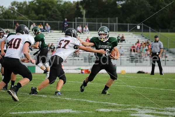 Freshman - Waterford vs Burlington - 9/10/15