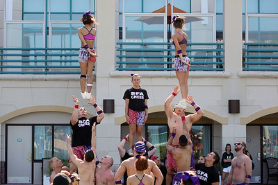 2013 NCA College Nationals Daytona