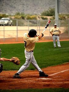 Baseball Verrado Varsity vs Liberty 3/3/2009