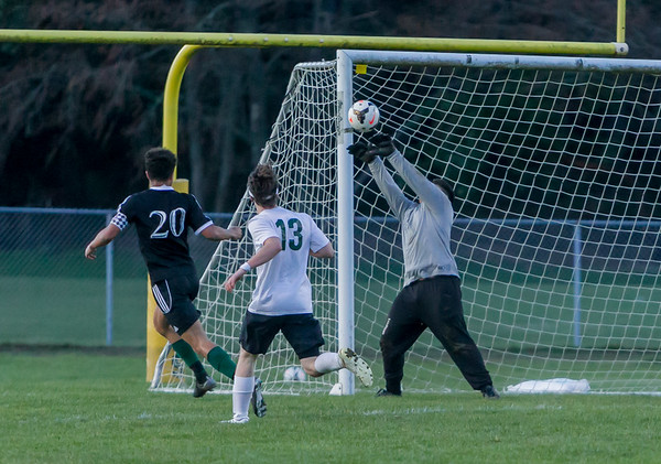 Set five: Vashon Island High School Boys Varsity Soccer v Klahowya