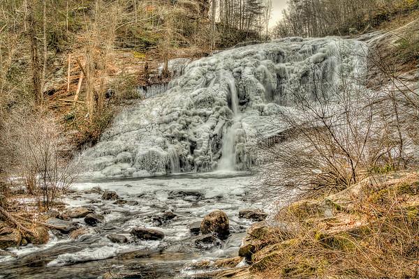 Jan Frozen Falls