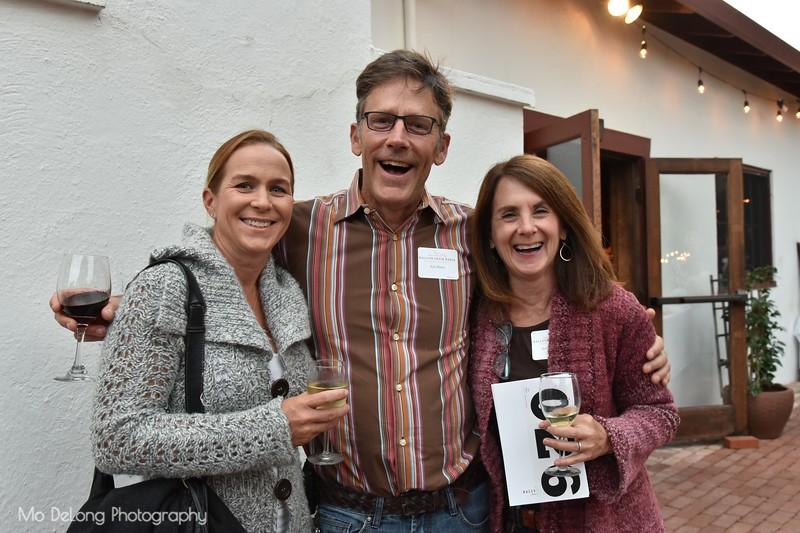 Robyn Burton, Eric Blantz and Holly McArthur