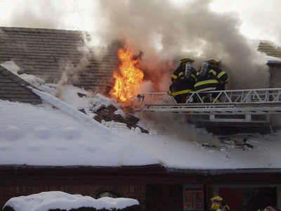 2005 Working Fires