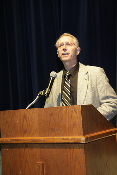 Awards Night 2012 - Opening Remarks by Mr. Wolfgram