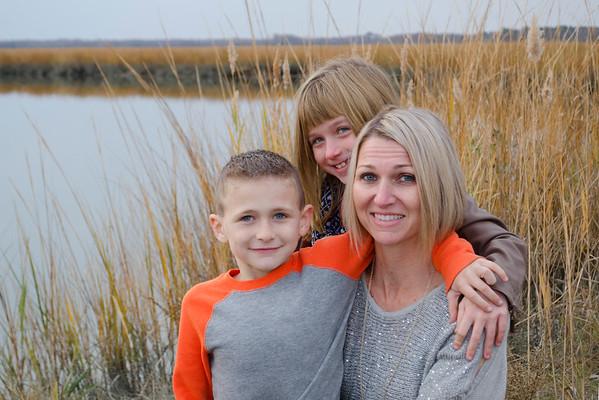 Suzan's Photos of Pete Lewis' Family
